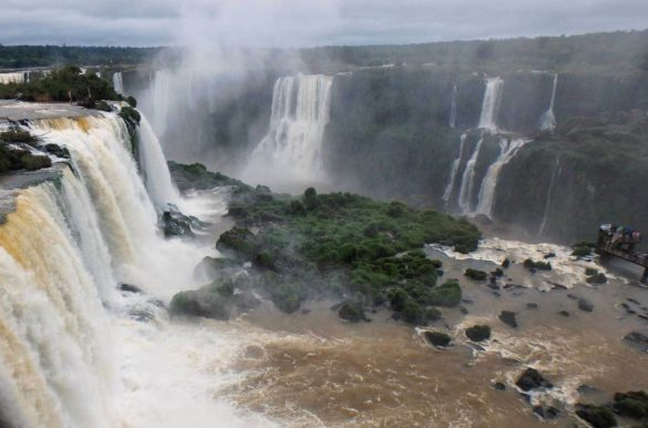 Parques mais lindos do Brasil - Cataratas do Iguaçu