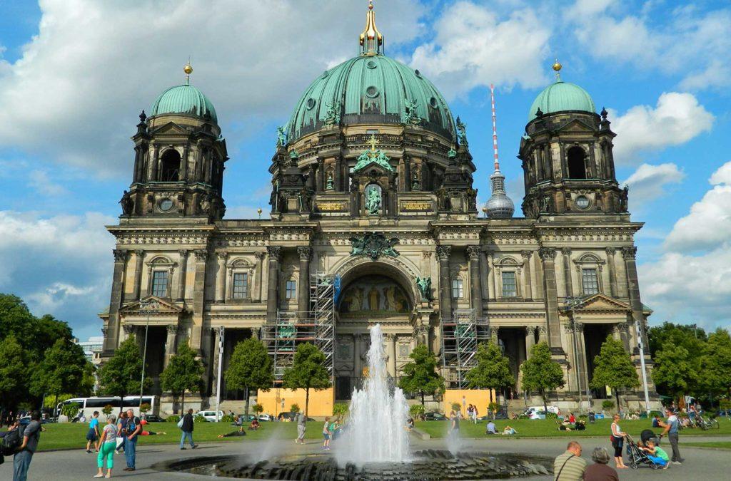 Catedral de Berlim não pode ficar fora da sua lista de o que fazer na Alemanha