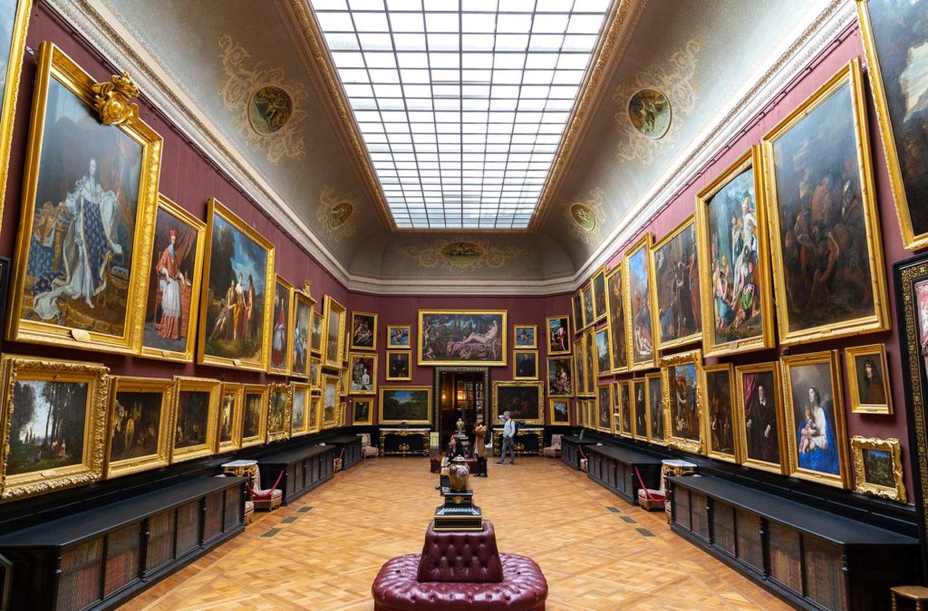 Galeria de Pinturas do Castelo de Chantilly